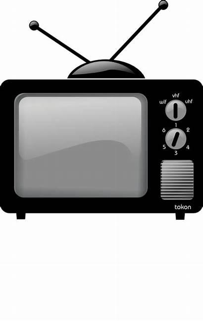 Clipart Television Fashioned تلفاز قديم صوره Transparent