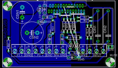 lm xw power amplifier