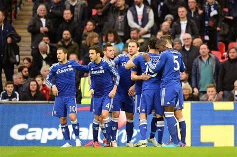 Soccer Capital One Cup Final Chelsea v Tottenham Hotspur ...