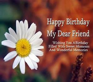 Happy Birthday Wishes For Friends, Birthday Quotes For ...