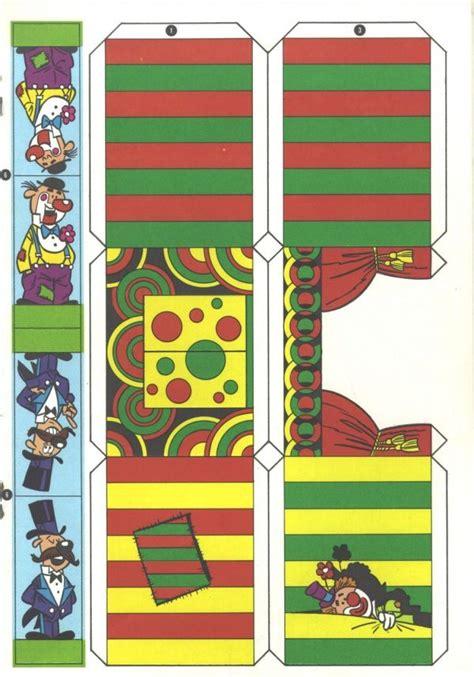 4k, hd, vose y gran variedad de géneros libres de publicidad. Bastelbogen: Zirkus - Kaukapedia | Bastelbogen, Basteln, Bastelarbeiten aus papier und pappe