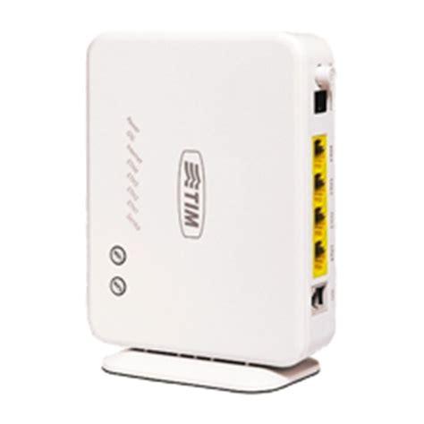 modem router wifi telecom tim