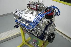 408 Ford Crate Engine 351 Windsor Stroker Motor 450 Hp