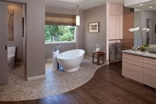 badezimmer holzboden badezimmer ohne fliesen mal anders gestalten 26 ideen