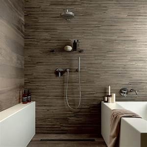 carrelage sur plancher bois salle de bain maison design With carrelage italien salle de bain