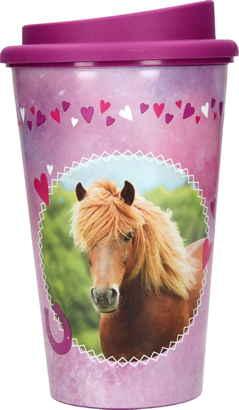 trinkbecher to go horses dreams trinkbecher to go bei papiton bestellen