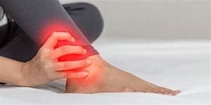 Ankle Pain  U2013 Discover The Common Causes And The Right