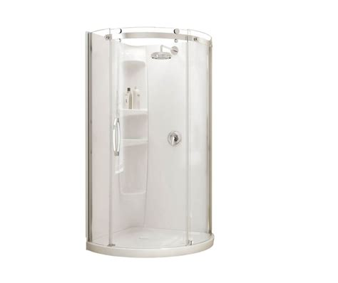 3 Shower Kit by Shower Stalls Kits The Home Depot Canada