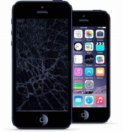 Iphone Repair Phone Screen Cracked Cell Ipod