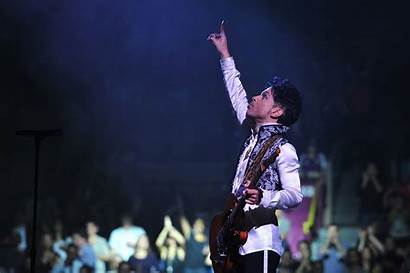 Prince Singer Guitar Concert Background Wall Singers