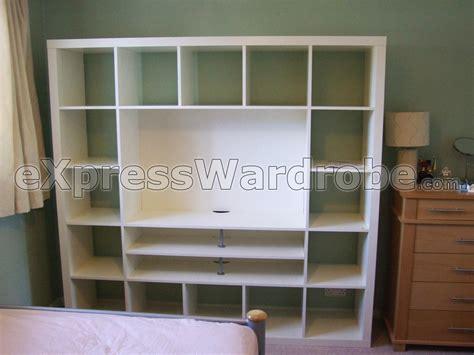Ikea Expedit Tv Storage Unit Home Decor Ideas