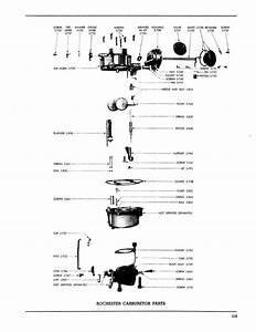 33 Rochester 1 Barrel Carburetor Diagram