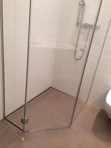 piatto doccia inox piatto doccia pentagonale p dreno filo pavimento in