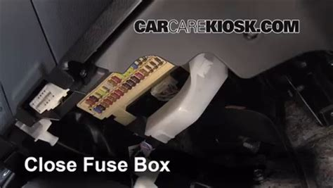 Toyota Camry Ecu Fuse Box Wiring Diagram For Free