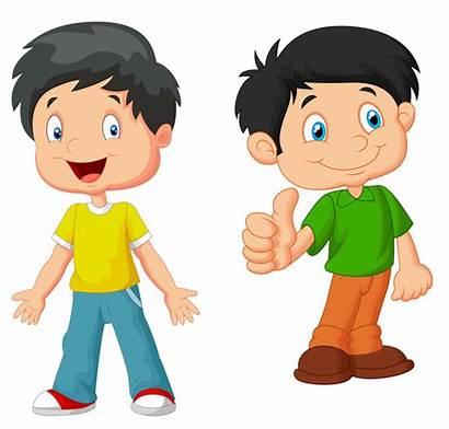 Individu Personne Gens Cartoon Boy Personnages Clip
