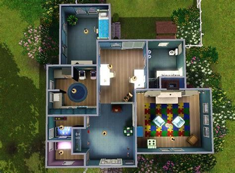 floor plans creator mod the sims kiddie korner a daycare house