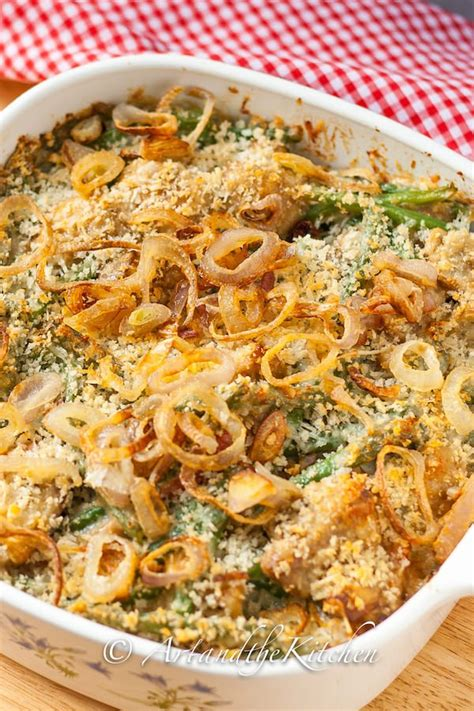 best ever green bean thanksgiving recipe thanksgiving casseroles recipes today s every