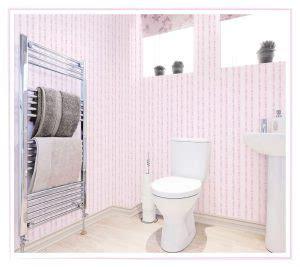 Tapeten Für Feuchträume by Badezimmer Tapeten Der Tapetentrend F 252 Rs Bad