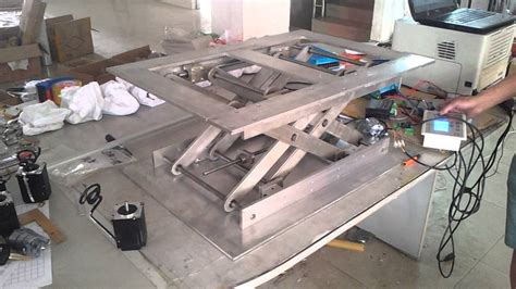 Lightobject New Power Z Table Design For Co2 Laser Machine