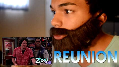 zoey 101 did reunion reaction say