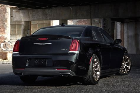 2017 chrysler 300s up with new sport appearance packages automobile magazine