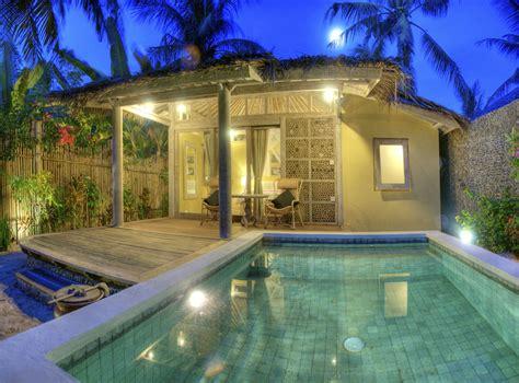 Les Villas Ottalia In Gili Meno, Near By The Beach, Lombok