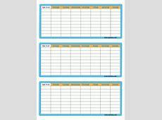 3up printable weekly chore charts Free printable