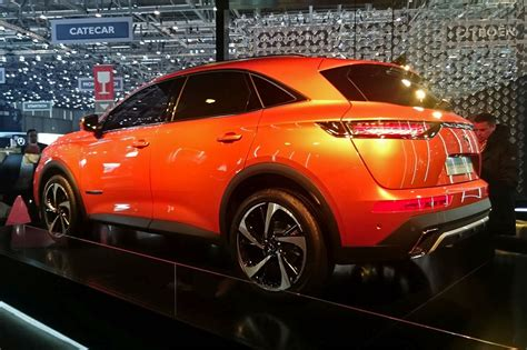 renault geneva ds7 crossback suv new french president macron has first