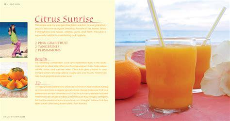 juice week citrus sunrise wai lana
