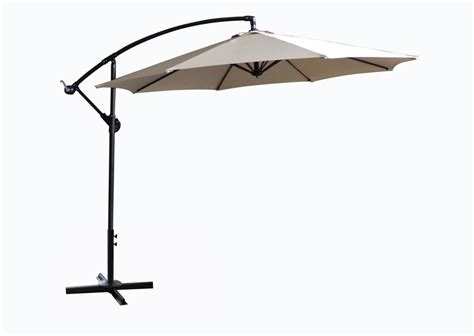Cantilever Patio Umbrellas Canada by The Home Depot 10 Ft Offset Patio Umbrella The Home