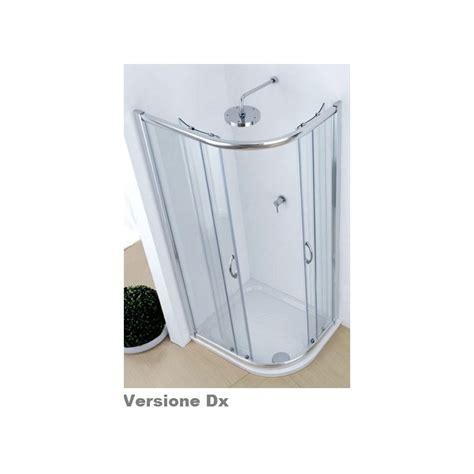 piatti doccia 70x90 box doccia ad angolo asimmetrico per piatti doccia 70x90 cm