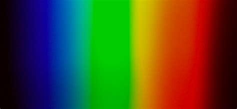 spectre d une le a incandescence l optique en dut chimie