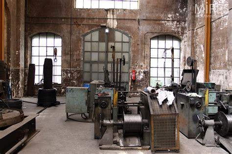 ancienne usine  mires paris