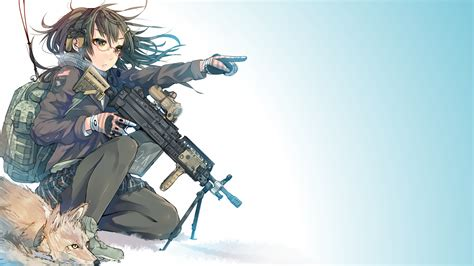 anime gun wallpaper group   items
