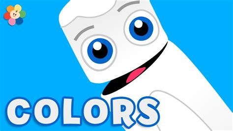 Coloring Crew by Color For Children Color Crew White