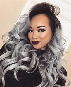 Grau Silber Haare : haare grau f rben hier finden sie alles was sie dar ber wissen m ssen ~ Frokenaadalensverden.com Haus und Dekorationen
