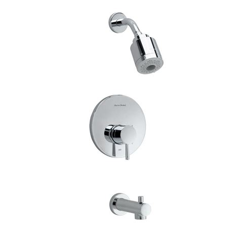 american standard shower faucet american standard serin flowise pressure balance 1 handle