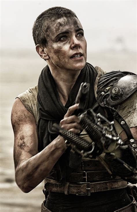 Why 'mad Max Fury Road' Is The Feminist Picture Of The