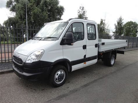 Iveco Daily 50c15d, Netherlands, 2014- Flatbed/dropside