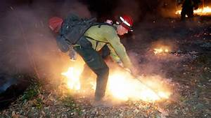 California firefighters say they finally 'turned a corner ...