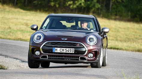 2016 Mini Cooper S Clubman In Metallic Pure Burgundy