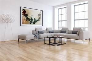 Bodenbelag Für Wohnzimmer : ratgeber den richtige bodenbelag finden sch ner wohnen ~ Michelbontemps.com Haus und Dekorationen
