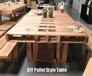 Euro Palety w domu - stoły i stoliki - DIY - Zrób to Sam
