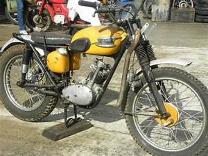 Triumph Pre 65 Tiger Cub Trials For Restoration 200cc