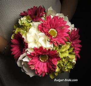 Gerbera Daisy Bridal Bouquet Pictures