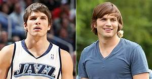 Kyle Korver and Ashton Kutcher - Photos - Double Play? See ...