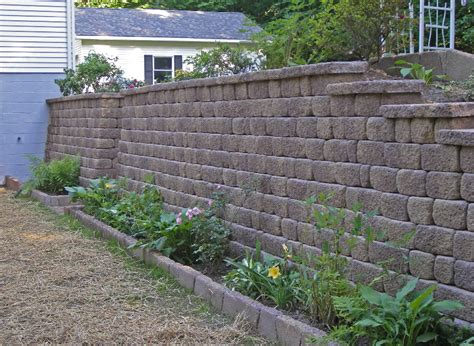 retaining walls images peter blog garden designs retaining walls