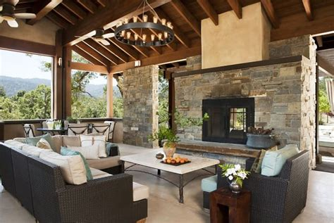 The Important Factor And The Indoor Outdoor Fireplace