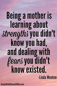 Worried Mother Quotes