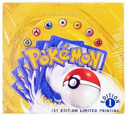 Pokemon Booster Base Edition 1st Tcg Gaming